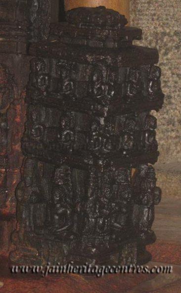 Shravanabelagola-Town-Bhandari-Basadi-Jain-Temple-0019