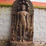 Parshwanath Tirthankar Jain idol, Makodu, Mysuru district, Karnataka.