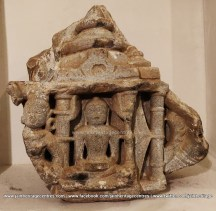 Jain Tirthankara in Padmasana.