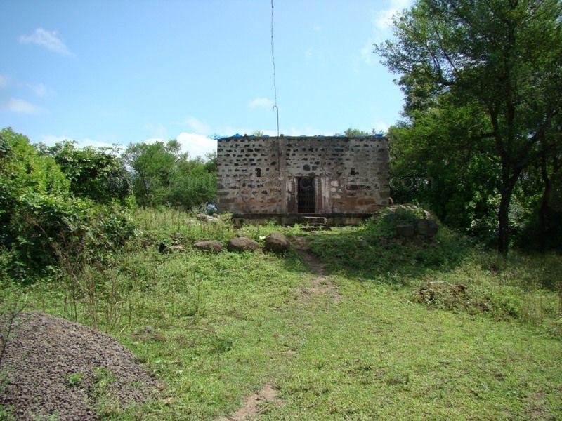 Ancient Digambar Jain Temple at Idarguchi.