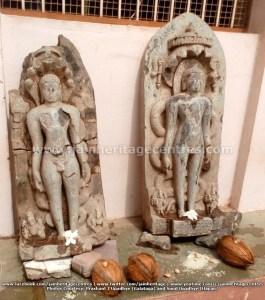 Ancient 11th-12th Century's Parshwanath Tirthanakar Idols found at Hupari