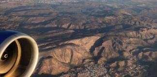 Jaipur Aerial View