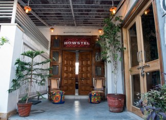 Howstel, House for Wanderers