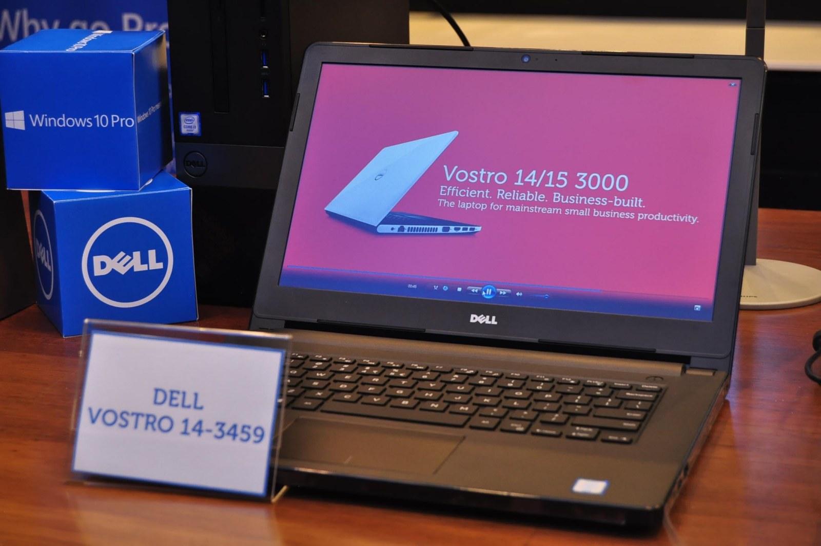 Dell Vostro Service Center