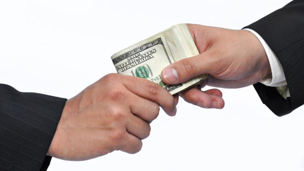 Assistant treasurer of the pension department arrested for taking a bribe of Rs 10,000