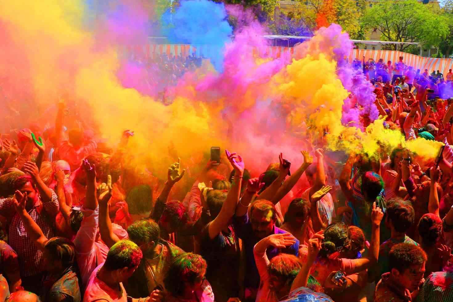 Jaipur braced a tourist record during Holi holidays