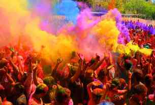 Jaipur braced a tourist record during Holi holidays