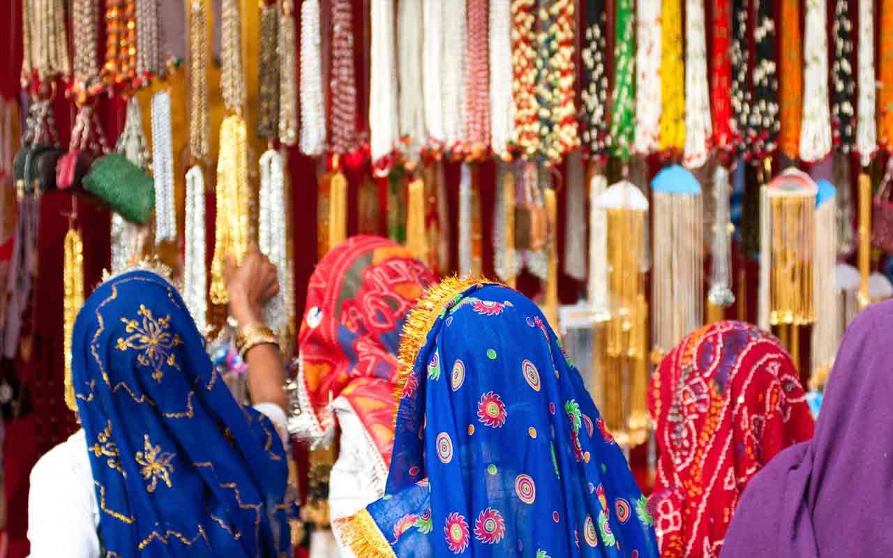 Jaipur is a shopper's paradise