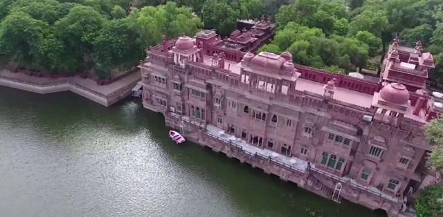 Gajner Palace Bikaner