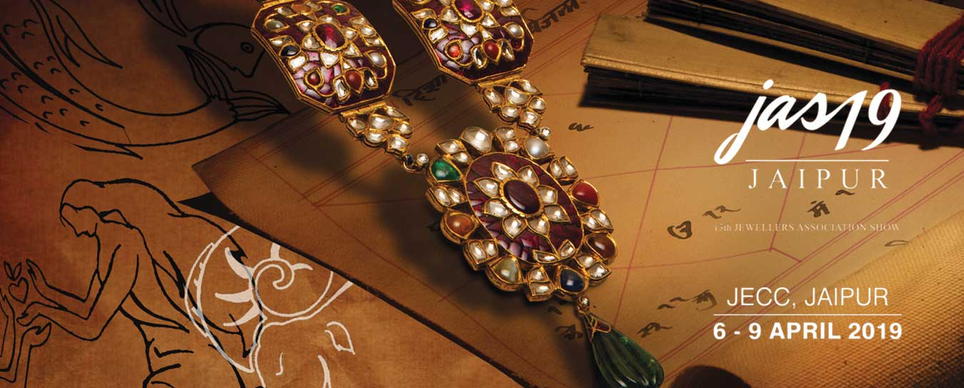 A Jewellery show at JECC from 6 to 9 April