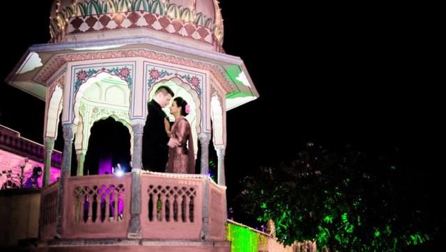 Sisodia Rani Garden Pre Wedding Shoot