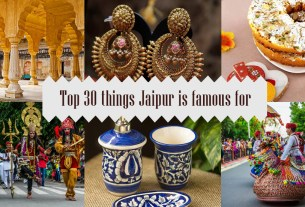 Top 30 things Jaipur is famous for
