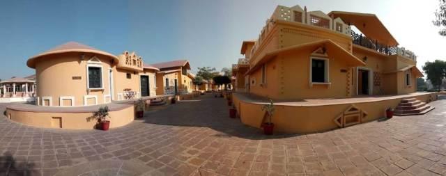 Pride Amber Vilas Resort