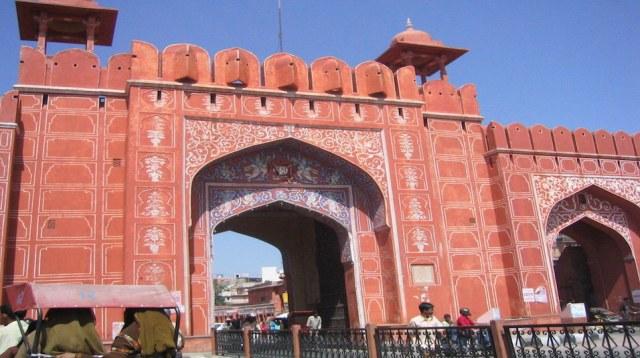 ghat gate of jaipur
