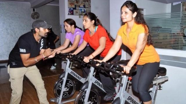 Big Apple Fitness Studio jaipur