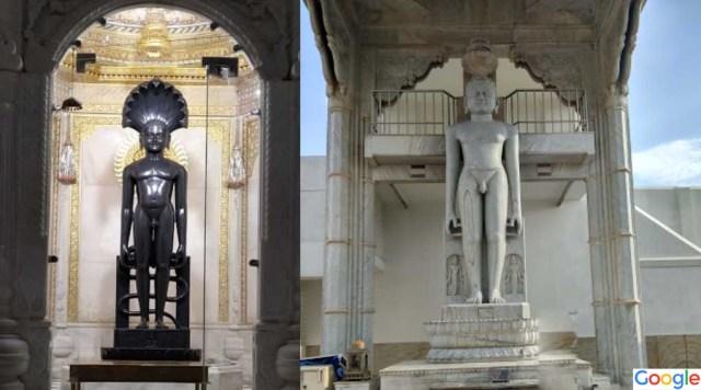 Origin of the Chulgiri temple in Jaipur