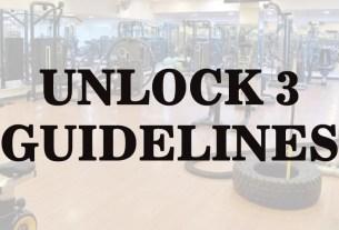 Unlock 3 guidelines