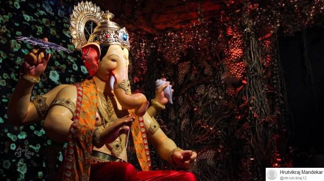 Celebrations of Ganesh Chaturthi Jaipur