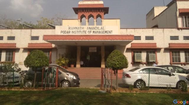 R.A. Poddar Institute of Management