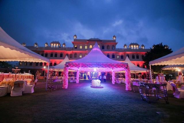 Grand Uniara A Heritage Hotel jaipur