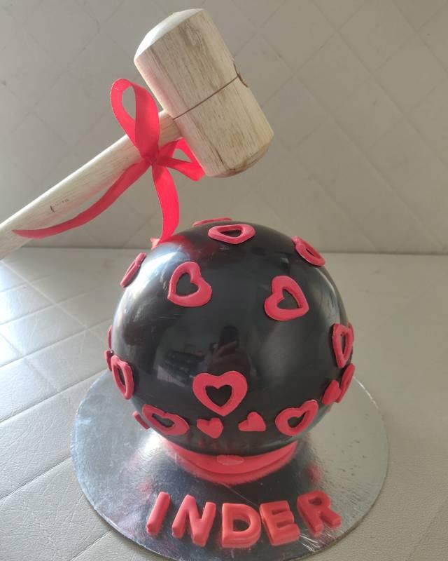 Miss BAKERS cake jaipur