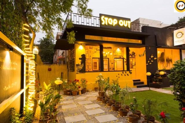 Step Out Café