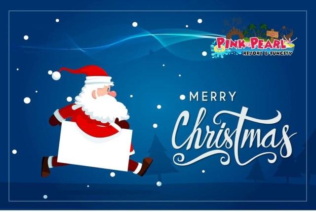 Pink Pearl Resort & Funcity xmas party