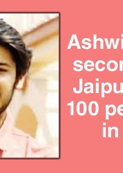 Ashwin Goyal Jaipur
