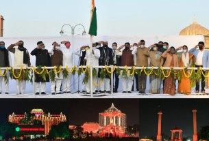 Jaipur Celebrated 72nd Republic Day