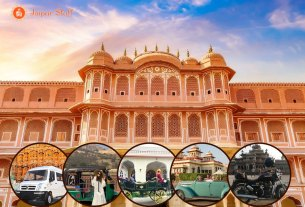 best way to explore jaipur
