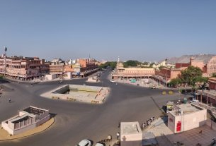 section144 restrictions jaipur