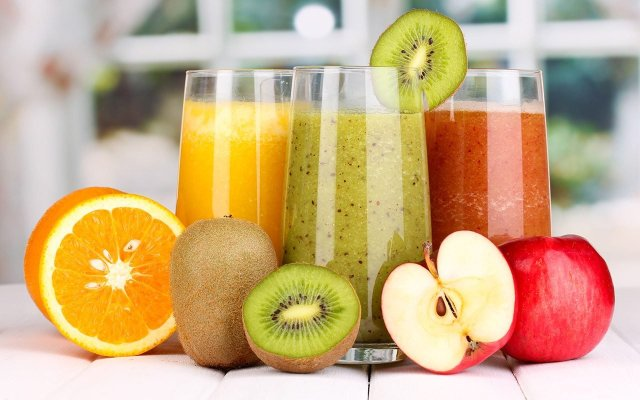 Cold Juices