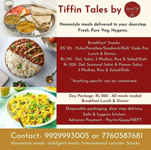 Tiffin Tales by Spiced Up