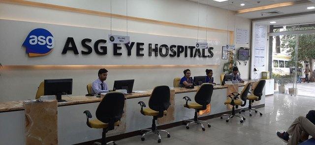 ASG Eye Hospital jaipur