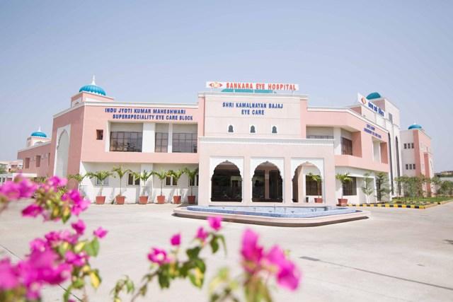 Sankara Eye Hospital jaipur