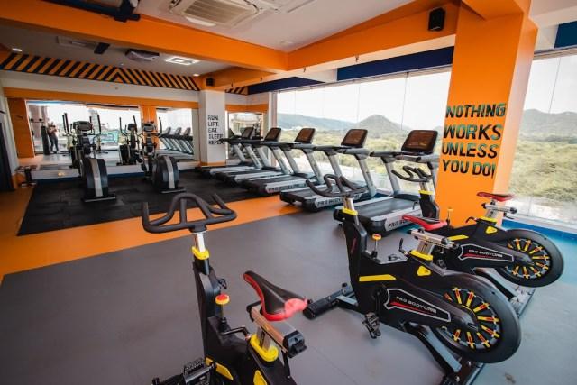 Lifetime fitness gym jaipur