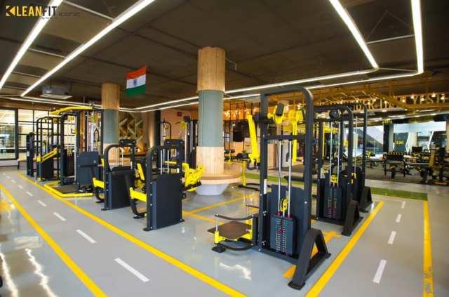 klean fit gym jaipur