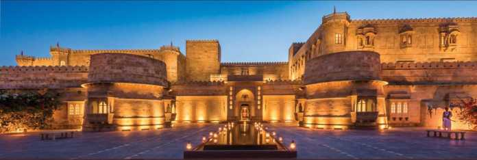 Hotel Suryagarh Jaisalmer