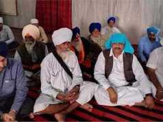 Saleh Mohmmad In Pokhran Gurudwara