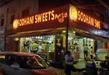 Sodhani Sweets Jaipur
