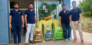 Team Krimanshi Startup Jodhpur