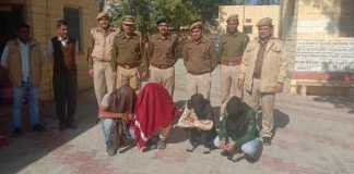 4 arrested for prostitution including owner of Hotel Gordhan Palace in Jaisalmer
