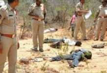 Hyderabad Case: where the crime was done, all four accused were killed the same place in a police encounter