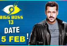Big Boss 13 Will end on February 15