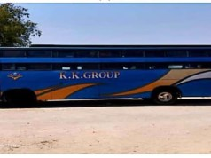 KK Group Bus detained