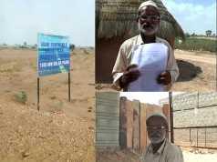 Nedan's farmers landless from Adani Group's 1500 MW solar plant