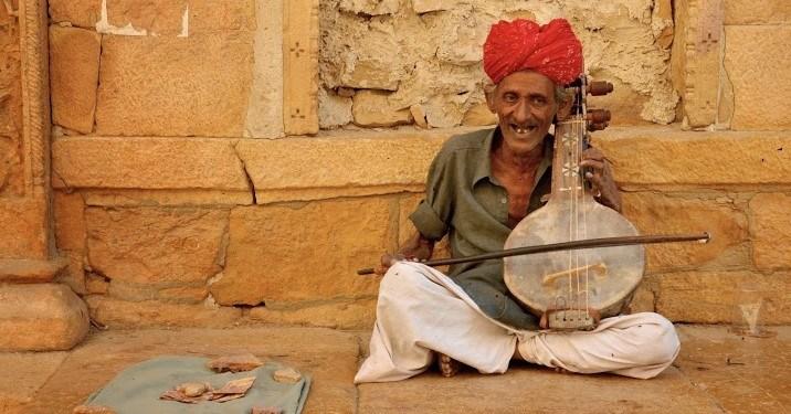 Dapu Khan Mirasi Jaisalmer Fort Rani Mahal