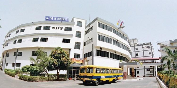 IIS University Jaipur
