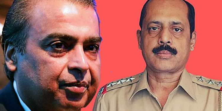 NIA recovered another luxury car of Mumbai Police Officer Sachin Vaze in Antilia Case