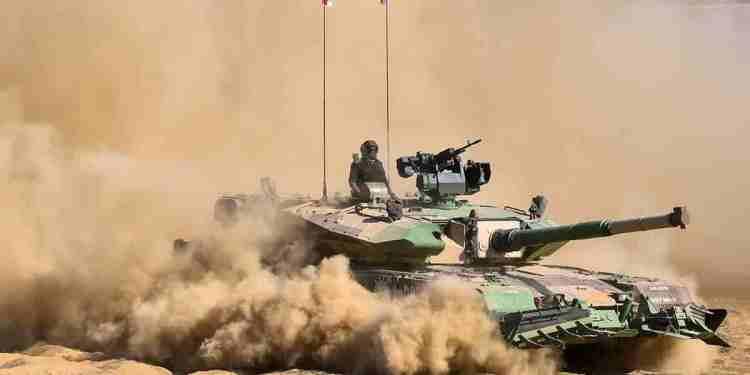 Arjun Tank India